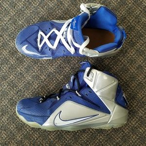 check out d8d8d 08a41 ... cheapest nike lebron 12 what if rare 684593 410 cowboys 10 908cd 3fea4